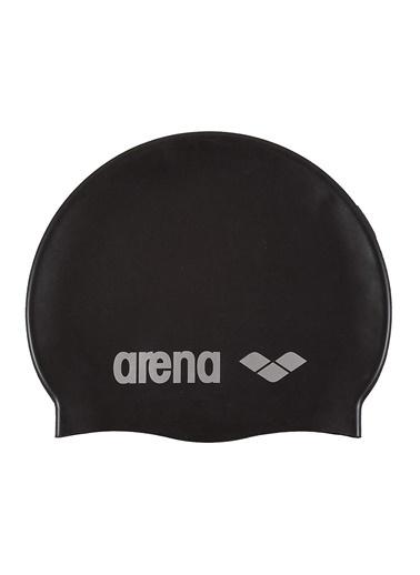 Arena 9166255 Classic Silikon Yüzücü Bone Siyah